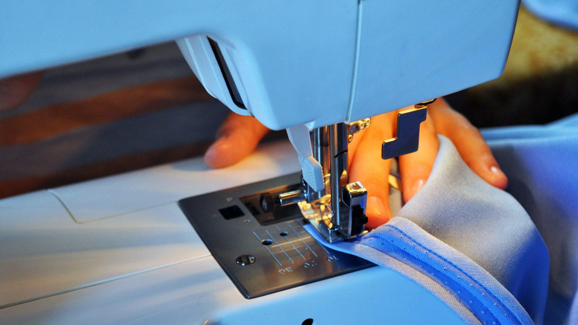 Sewing Machine- cLose up